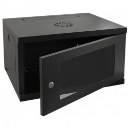 12u 600mm Wide 550mm Deep Racky Rax Wall Mounted Cabinet