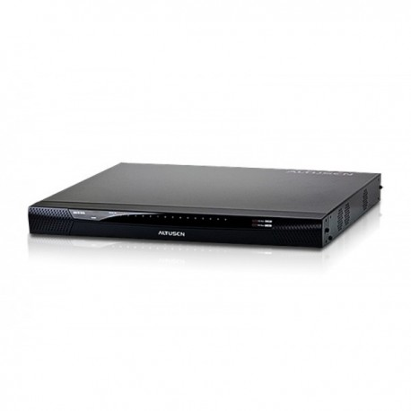 Aten KN4116V 16-Port KVM over IP Switch 1 local / 4 remote user access