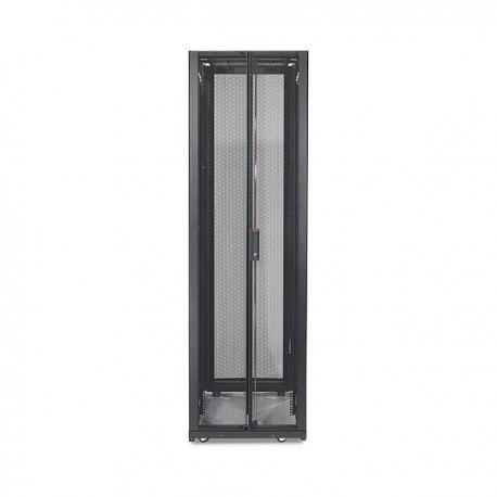 APC NetShelter SX 42U 600mm Wide x 1070mm Deep Enclosure with Sides Black