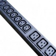 12 Way Mixed Socket PDU (8x C13 & 4x C19)