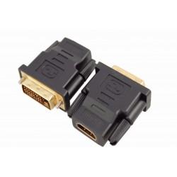 HDMI (Female) to DVI-D (Male) Adapater