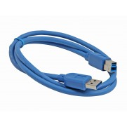 USB 3.0 A Male - B Male Cable