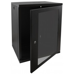 15u 450mm Deep Wall Mounted Data Cabinet