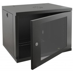 9u 550mm Deep Wall Mounted Data Cabinet