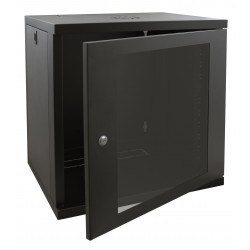 12u 550mm Deep Wall Mounted Data Cabinet