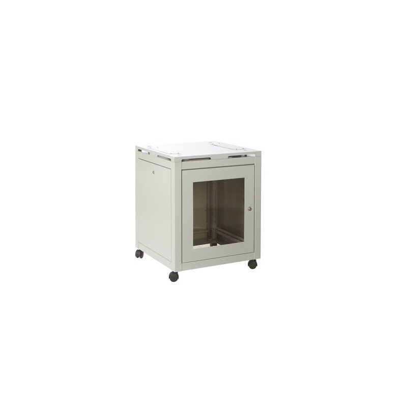 12u 600mm w x 600mm d floor standing data cabinet