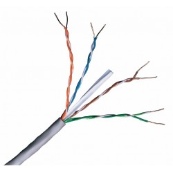 Cat6 UTP PVC Solid Cable (Reel)