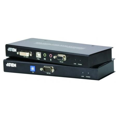Aten CE602 DVI Dual Link KVM Extender