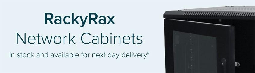 RackyRax Network Cabinets