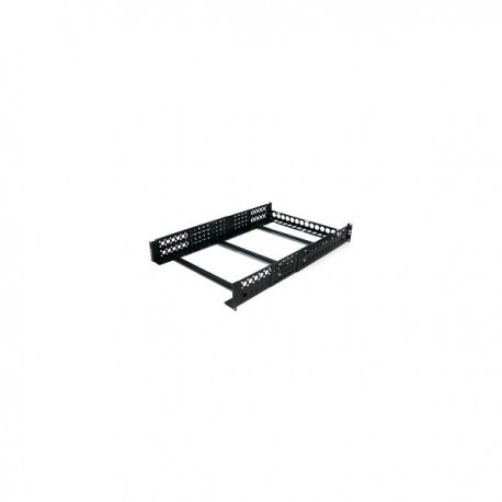 "StarTech.com 2U Fixed 19"" Adjustable Depth Universal Server Rack Rails"