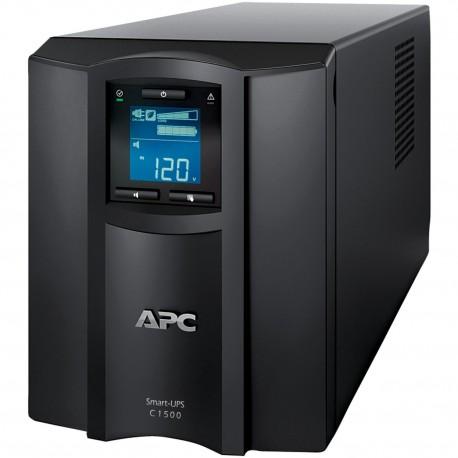 APC SMC1500I Smart-UPS C 1500VA LCD 230V