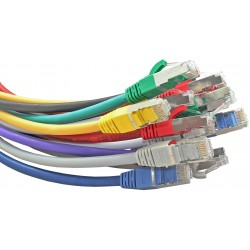 Cat6 Shielded FTP RJ45 Patch Leads