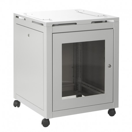 600mm (w) x 600mm (d) Floor Standing Data Cabinet