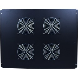 Racky Rax Fixed Fan Trays
