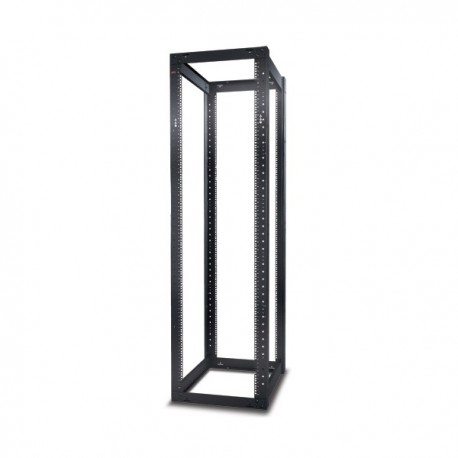 APC NetShelter 4 Post Open Frame Rack 44U Square Holes