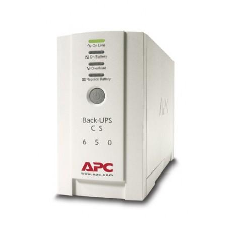 APC BK650EI Back-UPS 650VA, 230V