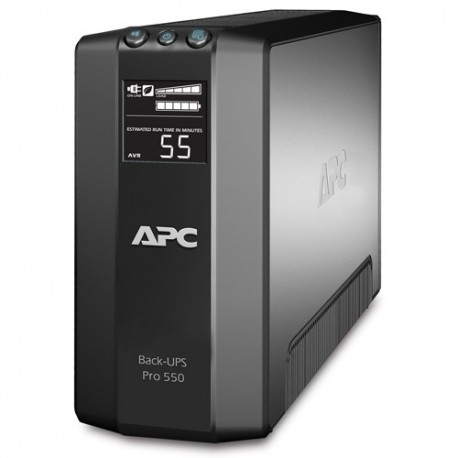 APC BR550GI Power-Saving Back-UPS Pro 550