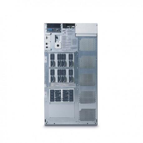 APC Symmetra LX rackmount 8-16kVA 1+3-Faseblack 19U