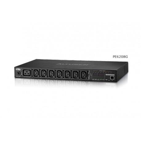 Aten PE6208 7 x IEC320 C13 + 1 x IEC320 C19 Eco PDU