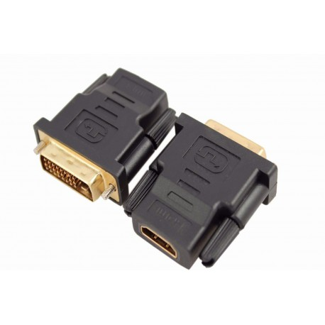 HDMI (Female) to DVI-D (Male) Adapater