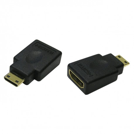 HDMI A (Female) to HDMI C - Mini (Male) Adapter