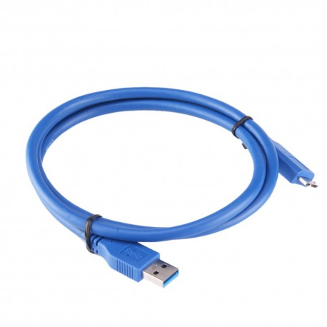 USB 3.0 A Male - B Micro Cable