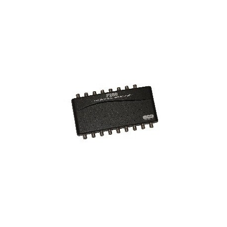 tvLINK 16 Port F-Type RF Distribution Amplifier