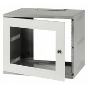 6u 300mm Deep Wall Mounted Network Cabinet