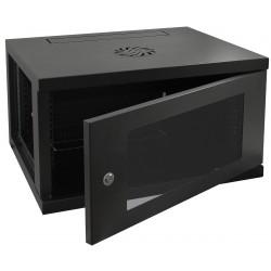 6u 550mm Deep Wall Mounted Data Cabinet