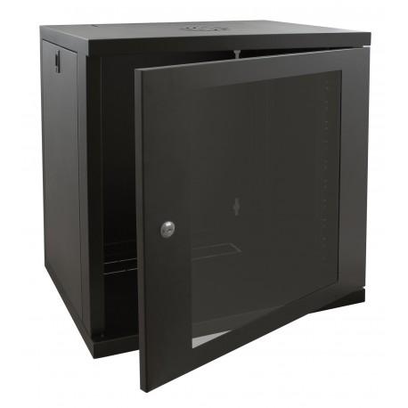 12u 550mm Deep Wall Mounted Data Cabinet