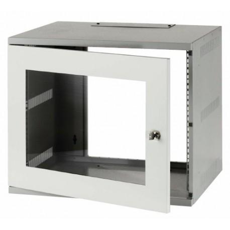 18u 600mm Deep Wall Mount Data Cabinet