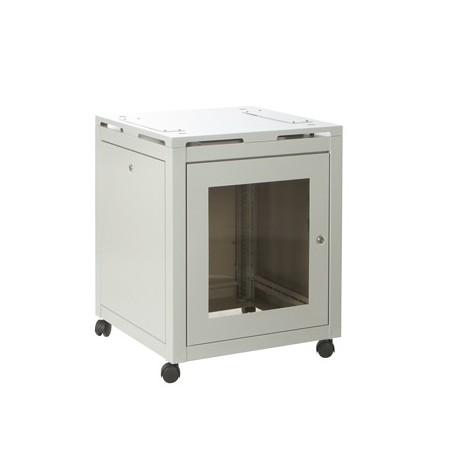 18u 600mm (w) x 600mm (d) Floor Standing Data Cabinet