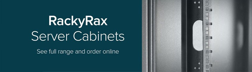 Racky Rax Server Cabinets